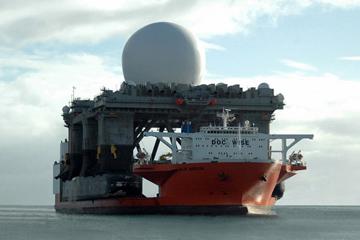 Sea-based Xband