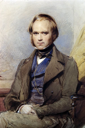 portrait-of-young-Charles-Darwin